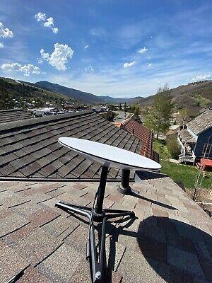 SpaceX Starlink Satellite Internet Modem, Satellite Dish Antenna