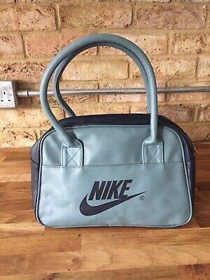 Nike Blue Vintage Bag