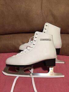 Brand new Winnwell ladies figure skates