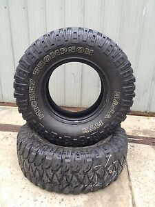 MICKEY THOMPSON M/T 285/75 r16 tyres Meadow Heights Hume Area Preview