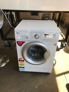 Lg front load washing machine