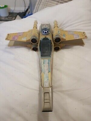 1995 Tonka Corporation Star Wars X-wing Fighter Luke Skywalker collectable