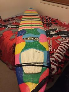 """7'10"""" Surfboard, Mini Mal, Mal Caboolture Caboolture Area Preview"""
