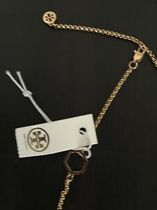 For sale brand new real Tory Burch necklaces