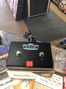 Vox vfs2 footswitch