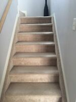 Affordable carpet and Lino installs
