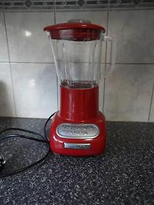 Kitchen Aid 5 speed Empire Red Artisan Blender Boronia Knox Area Preview