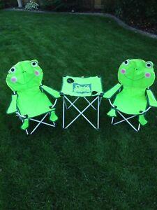 3pc kids camping  set