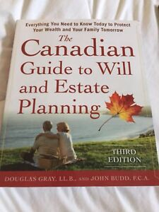 The Canadian Guide to Wills and Estate Planning