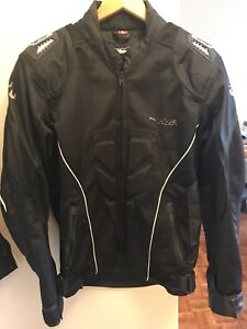 Nexo Sport Mesh Textile Motorcycle Jacket with Armour