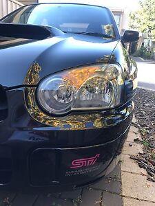 2003 Subaru WRX Club Spec evo 6 Adelaide CBD Adelaide City Preview