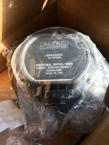 Altec Lansing 902-16B High Frequency Driver