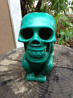 G*D / GODDESS of CHAOS ~ THE SKULL BABY ~ MAGIC RITUAL SKULL Hongshan Culture