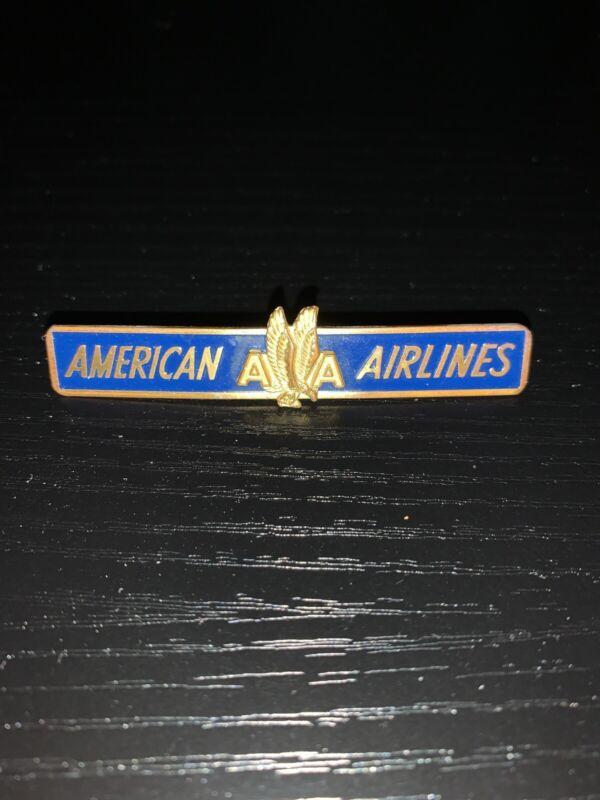 Vintage American Airlines Pin Badge