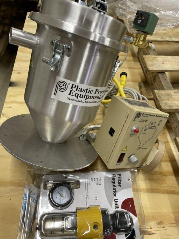 PPE HL-4 Vacuum Hopper Loader (NEW)