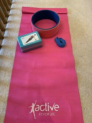 Yoga Fitness Bundle