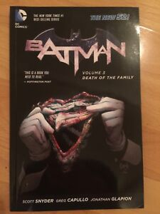 Batman - Death in the family Volume 3 - Signed