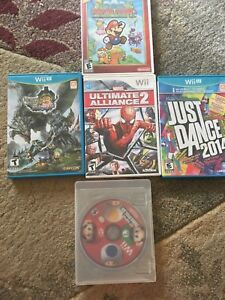 Selling 5 Nintendo games for $90 OBO