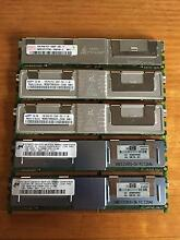 1GB DDR2 667 ECC RAM Woodville Gardens Port Adelaide Area Preview