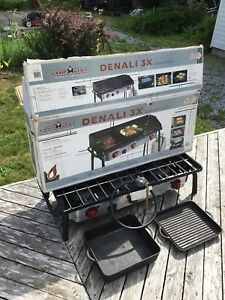 Camp Chef Denali 3X Outdoor Stove