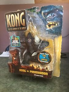 Kong action figure