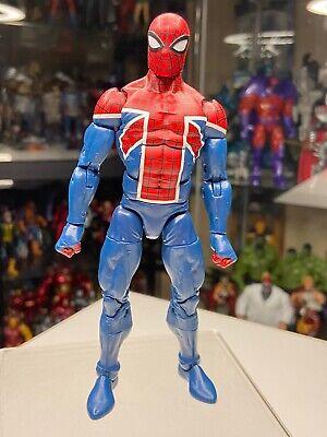 """Marvel Legends 6"""" Inch Sandman BAF Wave Spider-UK Spider-Man Loose FIGURE ONLY"""