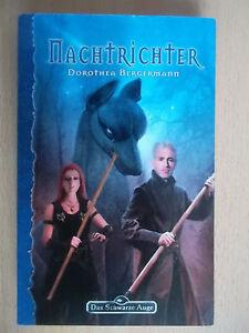 Bergermann,Dorothea.Nachtrichter Fantasy Roman Das schwarze Auge 118 DSA
