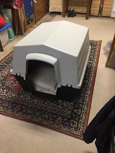 Large breed dog kennel Amaroo Gungahlin Area Preview