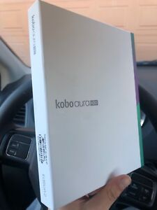 Kobo aura h20 BRAND NEW SEALED