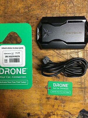 Compustar Firstech Drone Mobile X1 LTE Telematics GPS Alarm Module