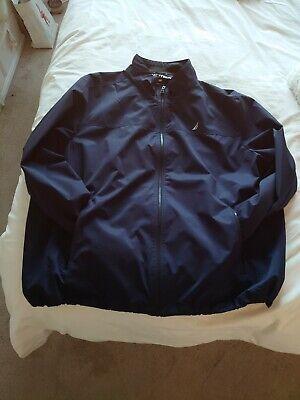 Nautica 3xl Waterproof Windcheater Jacket 30 pit to pit