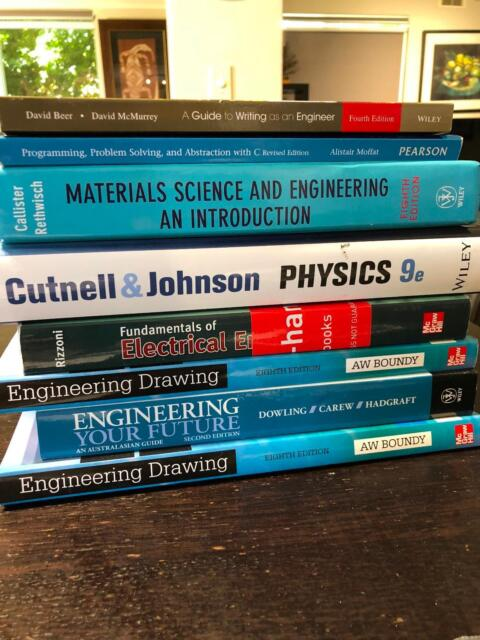 Engineering Physics Textbook Textbooks Gumtree Australia South