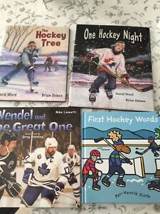 Hockey Picture Books