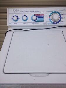 Free second hand 6kg whirlpool washing machine Fitzgibbon Brisbane North East Preview
