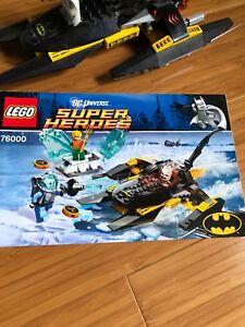 Lego super-héros