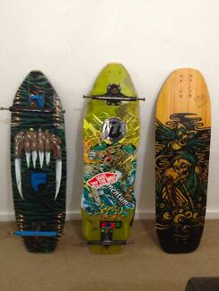 3 Long Boards Trigg Stirling Area Preview