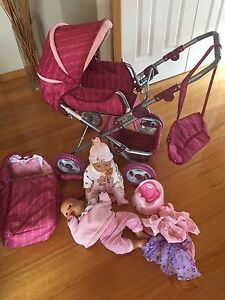 Dolls Pram Kingston Kingborough Area Preview