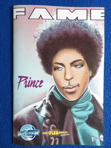 PRINCE  EXCLUSIVE   BLUEWATER COMICS