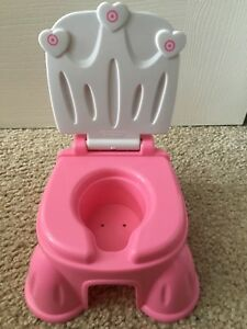 Musical potty toy
