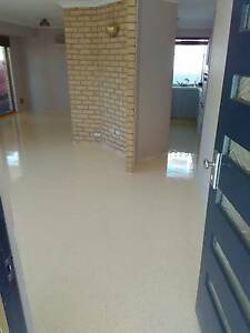 EPOXY FLOORING, POLISHED CONCRETE, TILE COATINGS Perth Perth City Area Preview