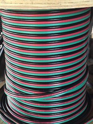 300 Ft 122 Wg Submersible Well Pump Wire Cable - Solid Copper Wire