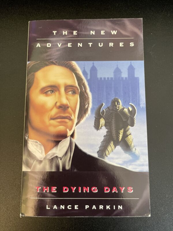 Doctor Who New Adventures The Dying Days By Lance Parkin Virgin Paperback