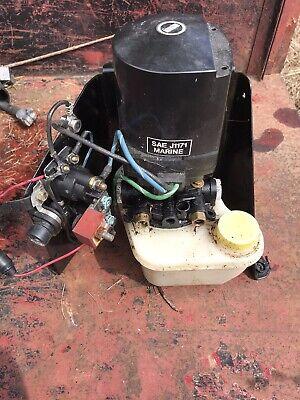Mercruiser power trim tilt pump complete Alpha/Bravo Hydraulics outdrive -
