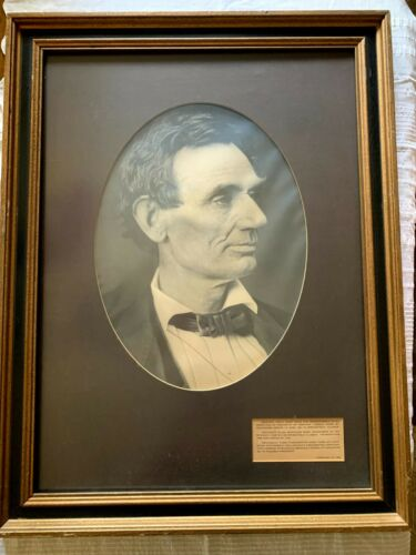 Abraham Lincoln Alexander Hesler Photograph and Assassination New York Herald Ne
