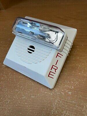 Wheelock Ns-4 Multi Candela Hornstrobe White Fire Alarm