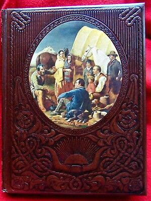 "TIME-LIFE ~ OLD WEST SERIES~ ""THE PIONEERS"" ~ 2ND EDITION ~ LEATHERETTE COVER"