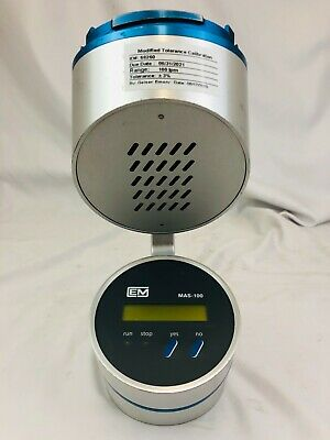 Emd Millipore Mas-100 Microbiological Air Sampler Merck Free Shipping