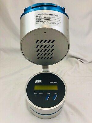 Emd Millipore Mas-100 Microbiological Air Sampler Merck Free Shipping