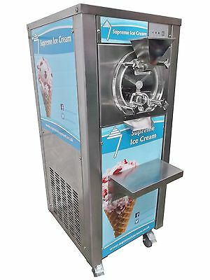 Supreme Ice Cream Batch Freezer Machine - Scooped Gelato Sorbet Yoghurt - SB2