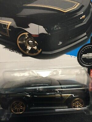 1:64 Hot Wheels '13 Camaro Special Edition 3/5 - 180/365 (LC)